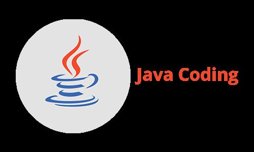 Java Coding Test  (Medium)